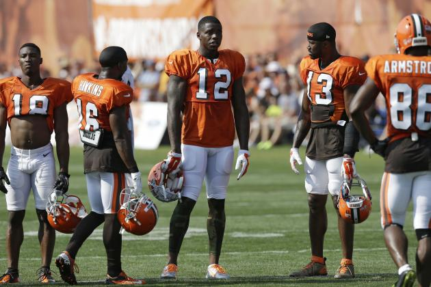 Cleveland Browns Training Camp: Week 2 Stock Report