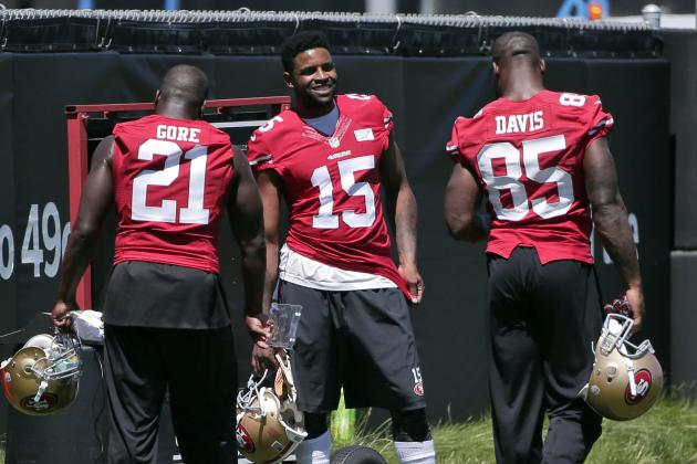 San Francisco 49ers' Training Camp: Week 2 Stock Report