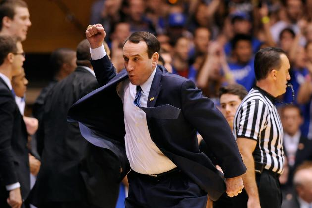 Chase Jeter to Duke: Predicting Blue Devils' 2015-16 Rotation