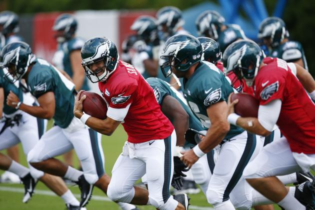 Philadelphia Eagles Training Camp: Week 2 Stock Report