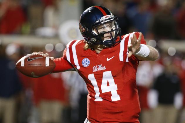 LSU Football: 5 Best QBs Tigers Will Face in 2014