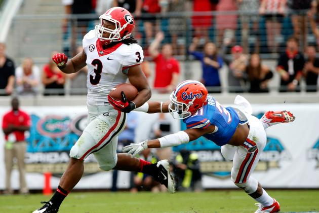 10 Most NFL-Ready Players in the SEC