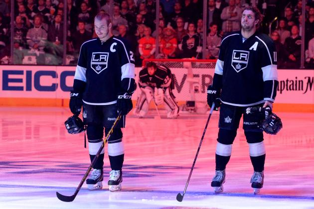 The Biggest Question for Each Los Angeles Kings Line in 2014-15