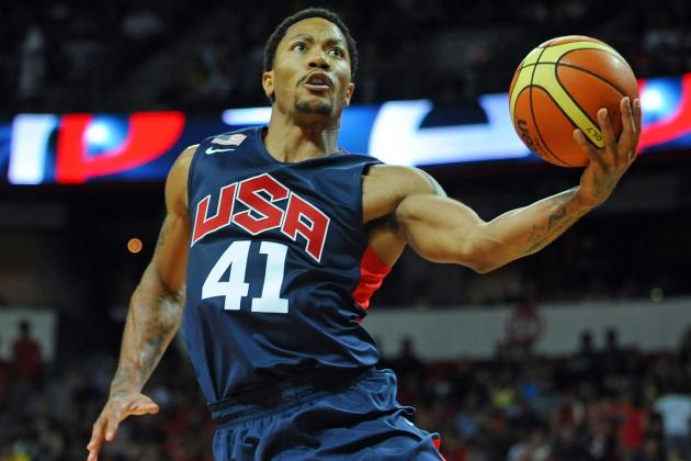 Biggest Potential Strengths and Weaknesses of Team USA for FIBA World Cup