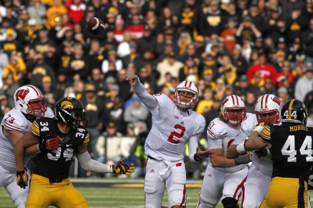 Wisconsin Football: 5 Best QBs Badgers Will Face in 2014
