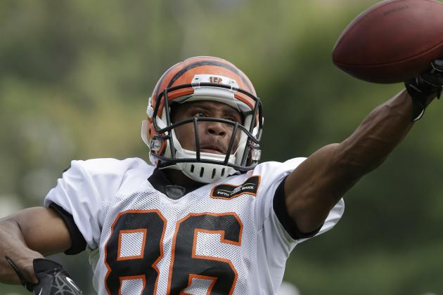 Cincinnati Bengals Rookie Training Camp Progress Reports