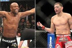 Nick Diaz vs. Anderson Silva and the Best 'Superfights' in MMA History
