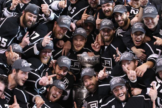 Ranking the 5 Most Surprising Seasons in Los Angeles Kings History