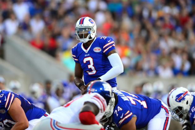 Buffalo Bills: What to Watch for in Preseason Game Action Against Carolina