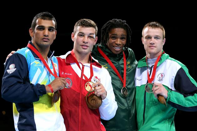 The Top Boxing Prospects from the 2014 Commonwealth Games