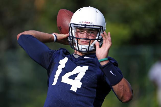 Michigan Football: 5 Best QBs Wolverines Will Face in 2014