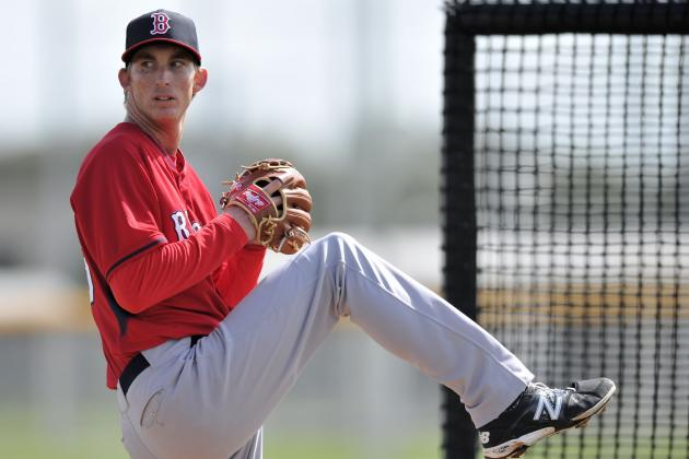 Re-Ranking Boston Red Sox's Top 10 Prospects After the Deadline