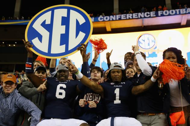 2014 SEC Football Predictions