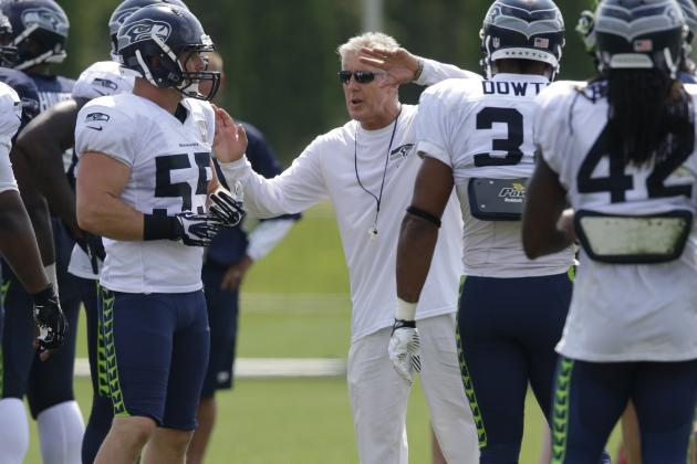 Seattle Seahawks Training Camp: Week 2 Report