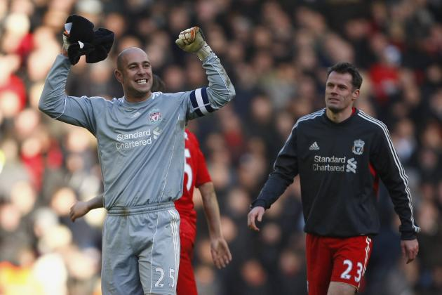 Ranking Pepe Reina's Top 5 Moments as a Liverpool Player