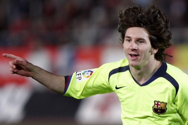The Fascinating Evolution of Lionel Messi's Hair