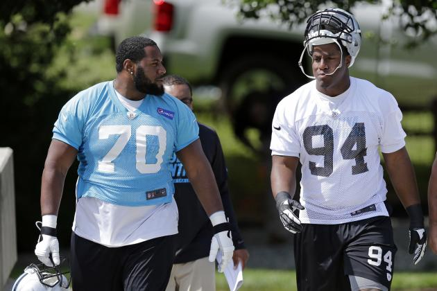 Carolina Panthers Rookie Training Camp Progress Reports
