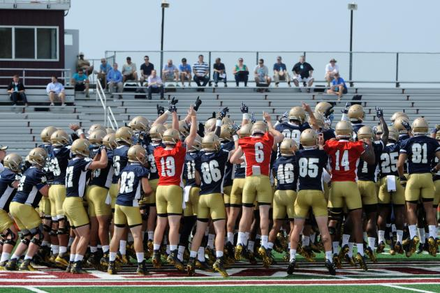 Notre Dame Football: 4 Takeaways from the Start of Fall Camp