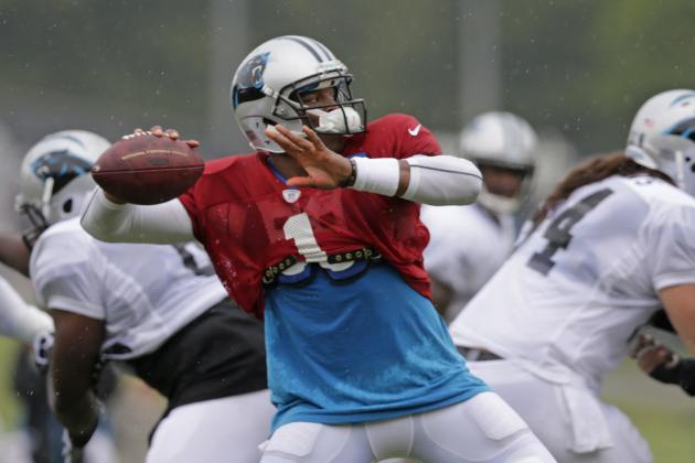 5 Reasons Why Cam Newton Will Still Be a Stud Fantasy QB in 2014
