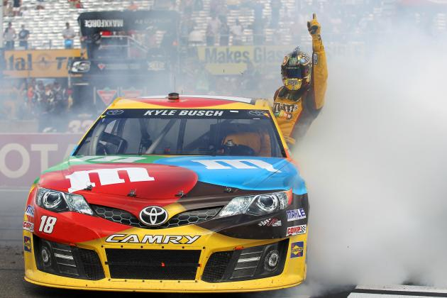 Complete Preview and Prediction for the 2014 Sprint Cup Series at Watkins Glen