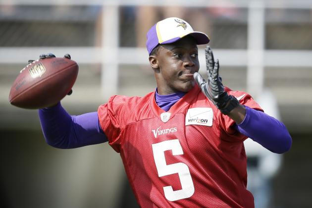 Minnesota Vikings Rookie Training Camp Progress Reports