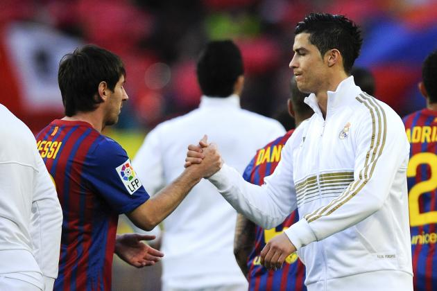Picking a Combined Barcelona-Real Madrid XI for the New Season