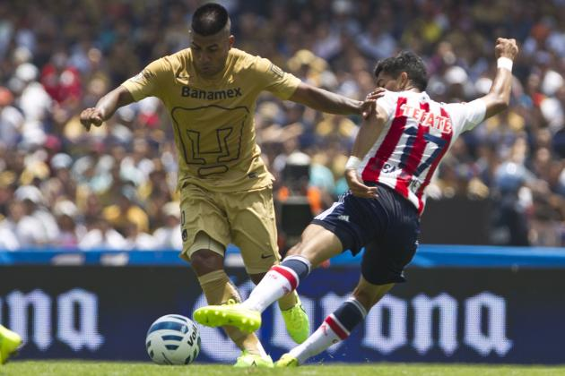 5 Key Battles for Liga MX Week 4