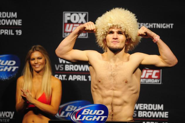 Khabib Nurmagomedov and 4 Injured Fighters Who Will Make Impact Upon Return