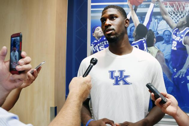 Kentucky Basketball: 5 Things Alex Poythress Must Do to Meet Expectations