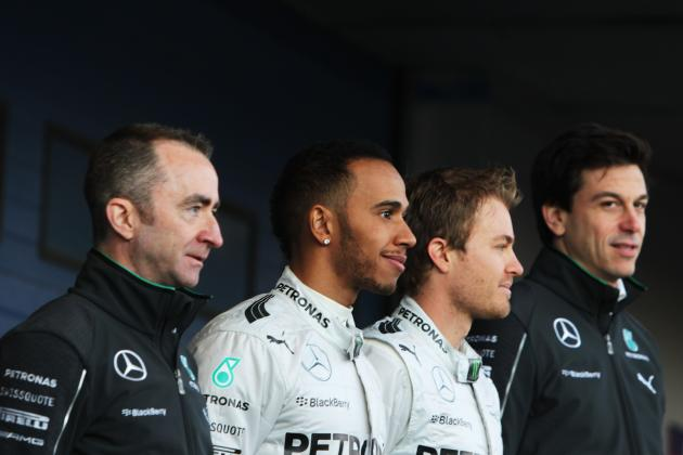 Formula 1's Latest Rumours and Talk: Mercedes Boss, Romain Grosjean and More