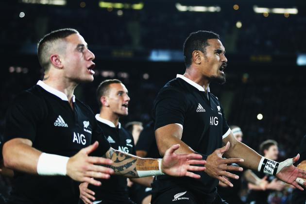 New Zealand: Full Report Card for Every Position Entering Rugby Championship