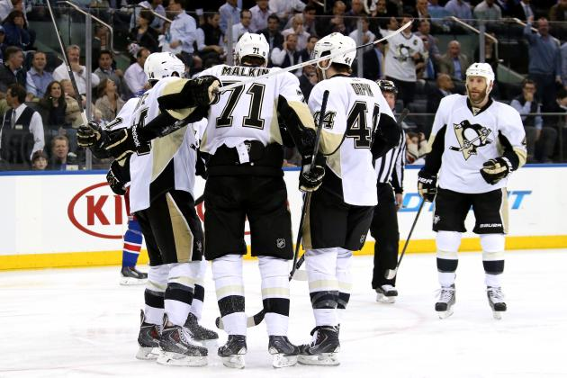 Ranking the 5 Most Surprising Seasons in Pittsburgh Penguins History