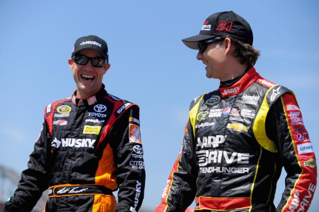 NASCAR Drivers Not Receiving Enough Attention for 2014 Success