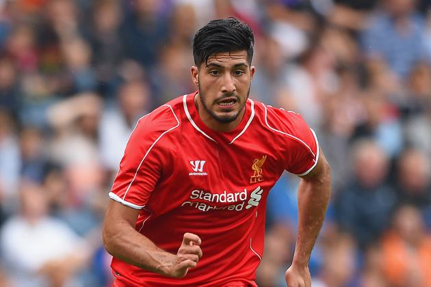 5 Bold Predictions for Emre Can's Debut Season with Liverpool