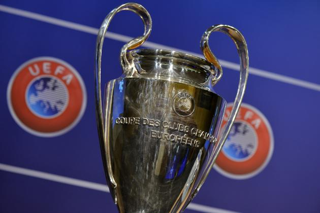 Winners and Losers from Champions League Draw