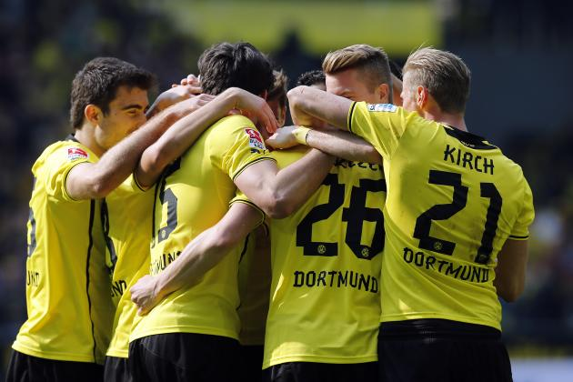 Who Should Replace Sebastian Kehl as Borussia Dortmund Captain?