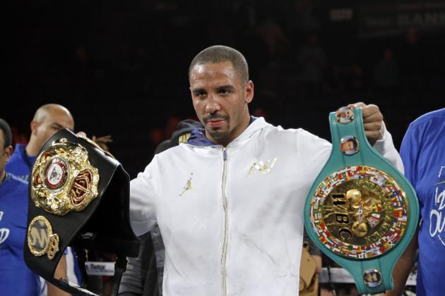 Boxers Most Likely to Succeed Floyd Mayweather as Pound-for-Pound King