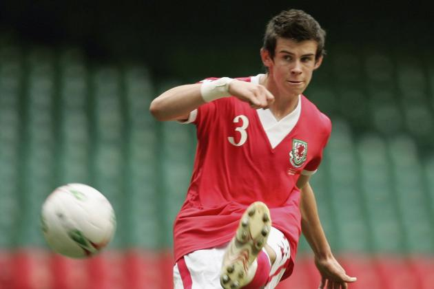 The Ever-Changing Look of Gareth Bale