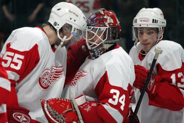 Ranking the 5 Most Surprising Seasons in Detroit Red Wings History