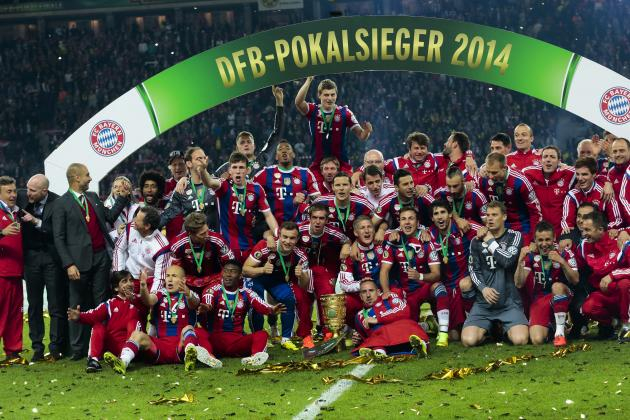 Winners and Losers from German Cup Round 1