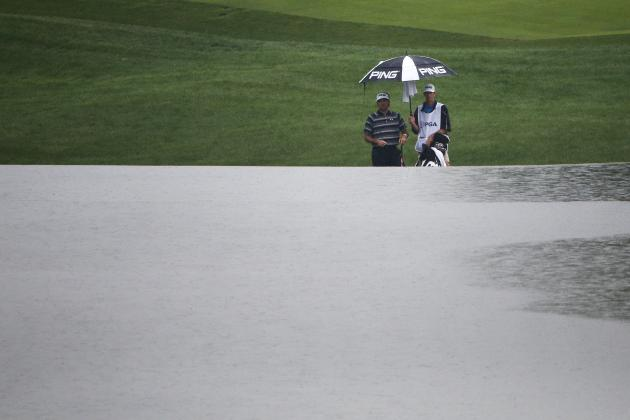 PGA Championship Field 2014: Golfers to Watch on Day 3