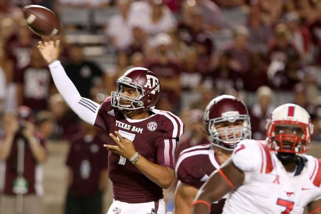 4 Things We've Learned About Texas A&M Through Fall Camp so Far