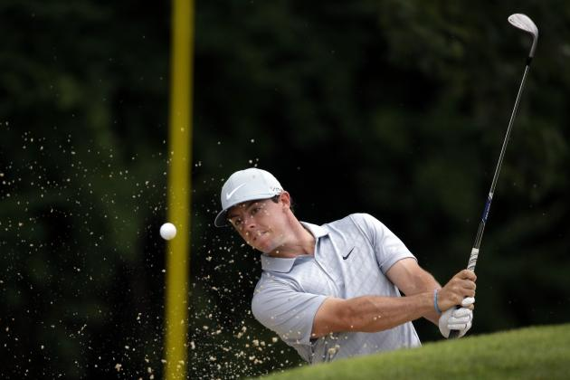 PGA Championship 2014: Winners and Losers from Day 2 at Valhalla