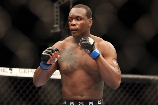 Bader vs. St. Preux: A Complete Guide to Full UFC Fight Night 47 Card