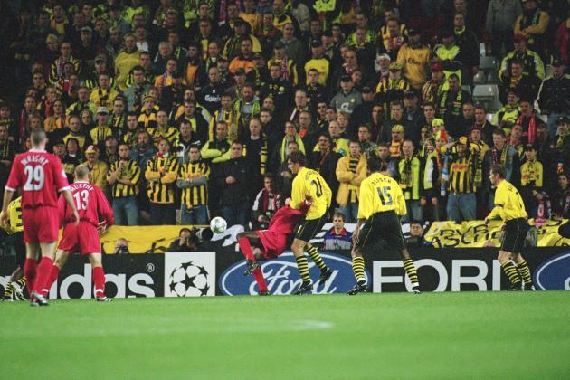 Liverpool vs. Borussia Dortmund: How Reds Will Line Up in Pre-Season Friendly