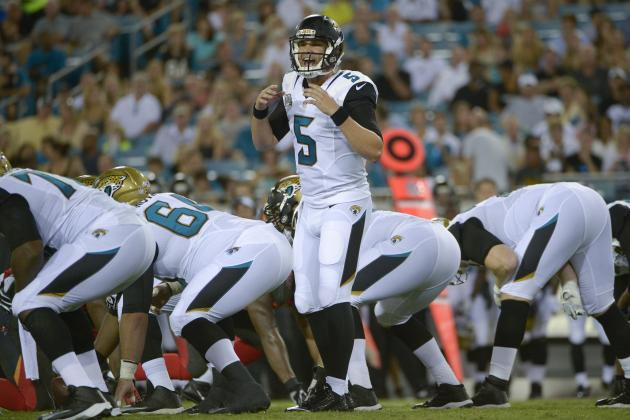 5 Observations from the Jacksonville Jaguars Preseason Opener