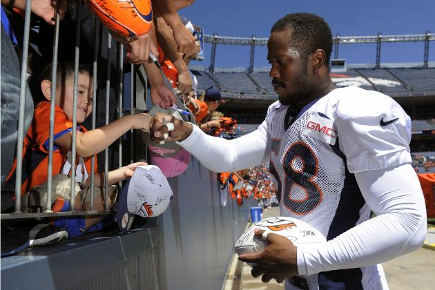 Which Denver Broncos Players Are Destined for Pro Bowl Performances in 2014?