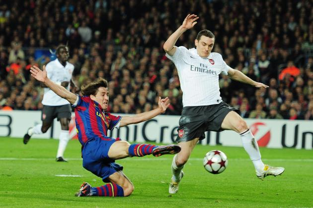 Thomas Vermaelen Treads Well-Worn Transfer Path from Arsenal to Barcelona