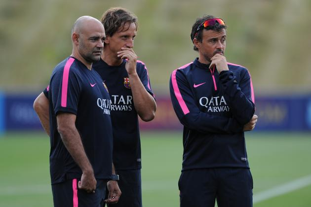 Helsinki 0-6 Barcelona: What Luis Enrique Learned from Pre-Season Friendly