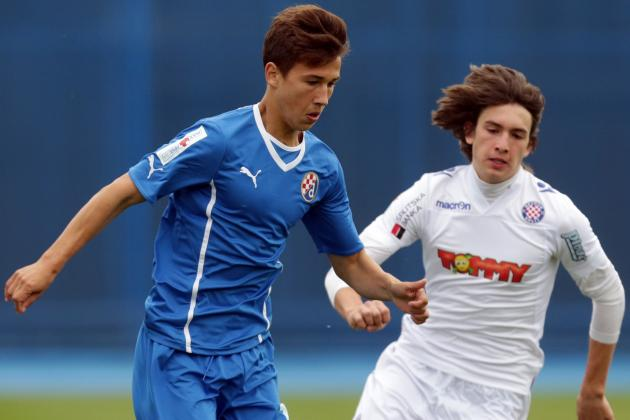 5 Hottest Teenage Prospects from Croatia